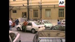 London bombings suspect arrested in Rome