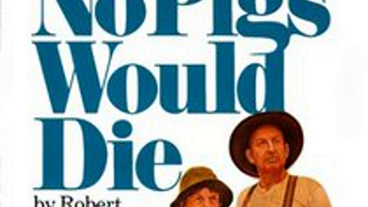essays on a day no pigs would die Essays a day no pigs would die by robert newton peck characterization: robert: i felt that robert was a dynamic character.