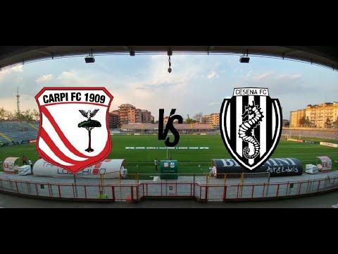 Carpi vs Cesena
