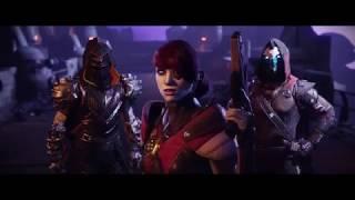 Destiny 2 Forsaken Full Playthrough PS4 part 1 No Commentary 1080p/60fps