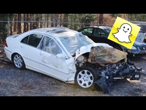 Snapchat Filter Causes Major Car Accident