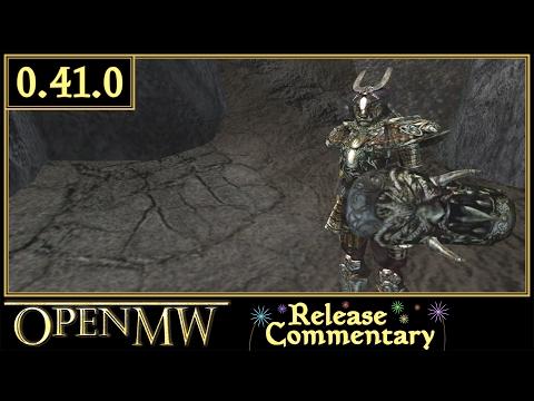 OpenMW 0 41 0 Released! | OpenMW, Open source Elderscrolls