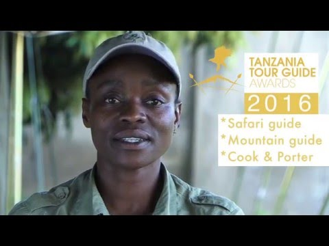 Advert: Tanzania Tour Guide Awards 2016