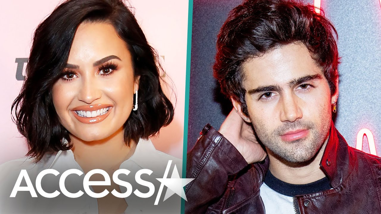 Demi Lovato Is Dating Max Ehrich Months After Austin Wilson Split (Reports)