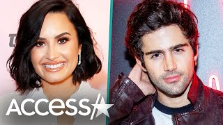 Demi Lovato Is Dating Max Ehrich Months After Austin Wilson Split Reports