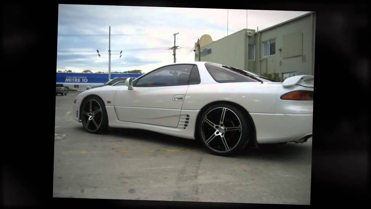 f1 wheel & tyre: mitsubishi gto rolling 20inch alloy wheels - youtube