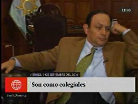 América Noticias: [TITULARES MEDIODIA 09/09/16]