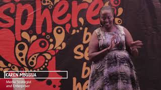 Karen Mbugua - Dad left us a 7 million dollar debt
