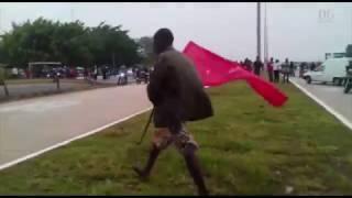 Protesto no Distrito Federal