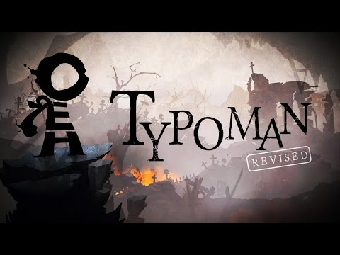 Typoman: Revised - A Man of Letters