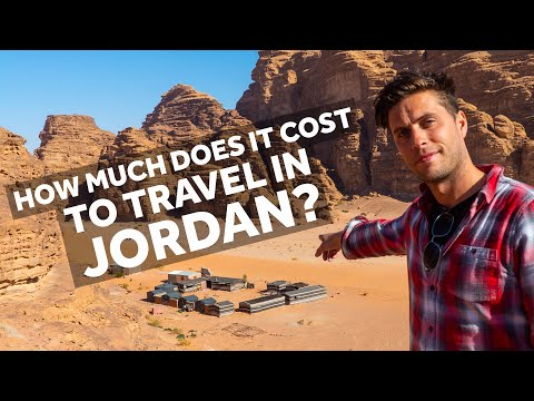 How Much Does It Cost To Travel In Jordan?