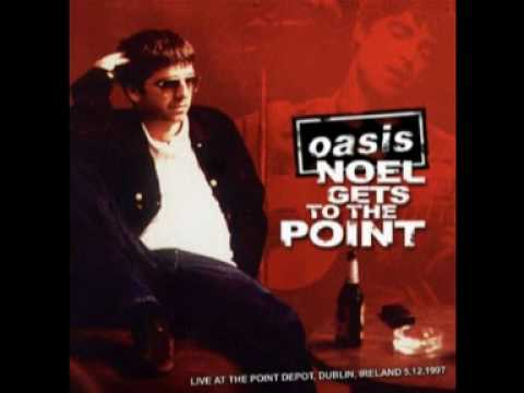 Oasis - Whatever - All The Young Dudes (Noel live at Dublin 1997)