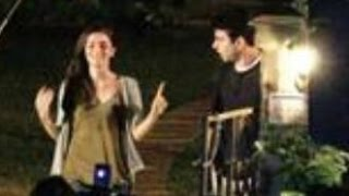 Kapoor and sons | alia bhatt and fawad khan behind the scenes