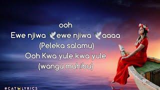 Njiwa peleka salamu lyrics