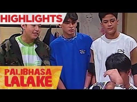 Download Palibhasa Lalake: The Gwapings, nagpakitang gilas! | Jeepney TV