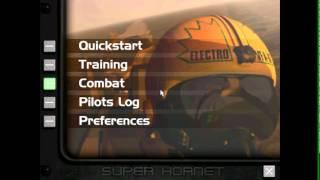 F/A 18 E Super Hornet PC Game - Soundtrack