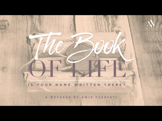 Amir Tsarfati: The Book of Life