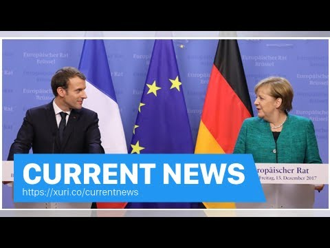 Current News - Germany, France for in favor of a ' United States of Europe: ' poll