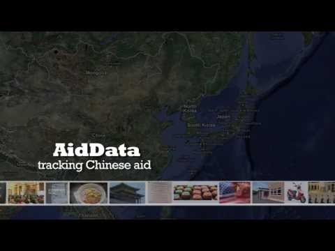 AidData: The Chinese connection
