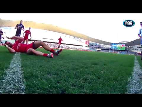 Best of Corner Post Cam From The 2018 Sydney 7s