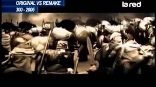 """Original versus remake: """"El león de Esparta"""" y """"300"""". Parte 1"""