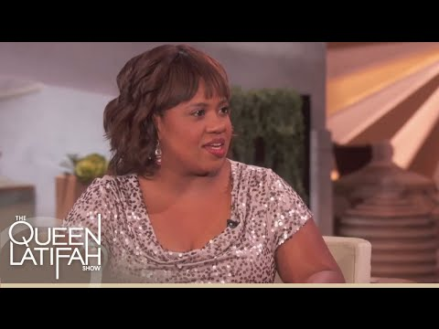 Chandra Wilson Celebrates Eleven Years  The Queen Latifah