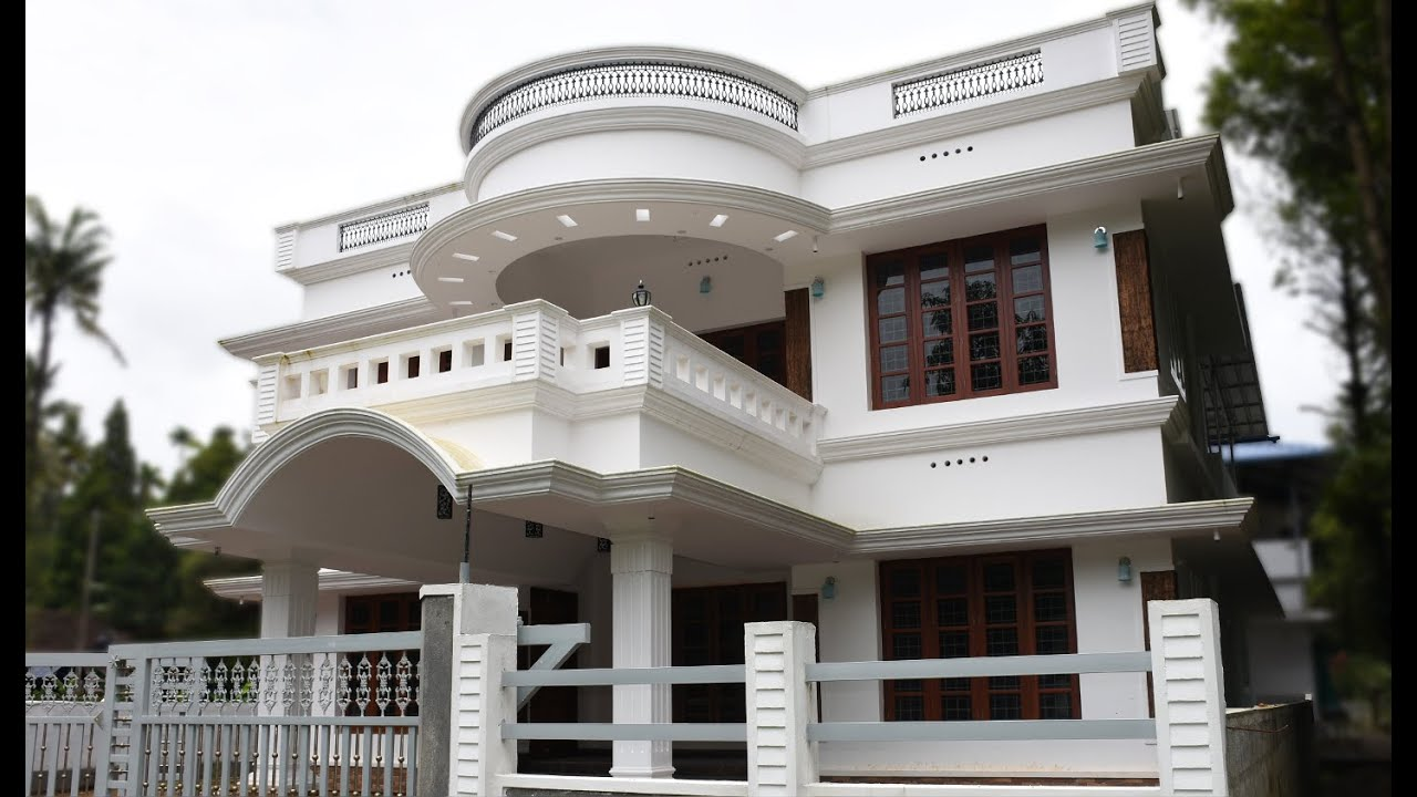Angamaly 8 cents plot and 2650 sq ft beautiful house for for Photos of beautiful houses in india