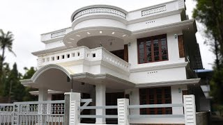 Angamaly, 8 cents plot and 2650 sq ft, beautiful house for sale in Angamaly, near Cochin Airport