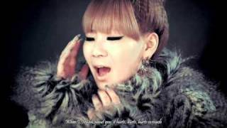 [HQ] 2NE1 - It Hurts (아파) MV (Duet Version) (ENG lyrics) Mp3
