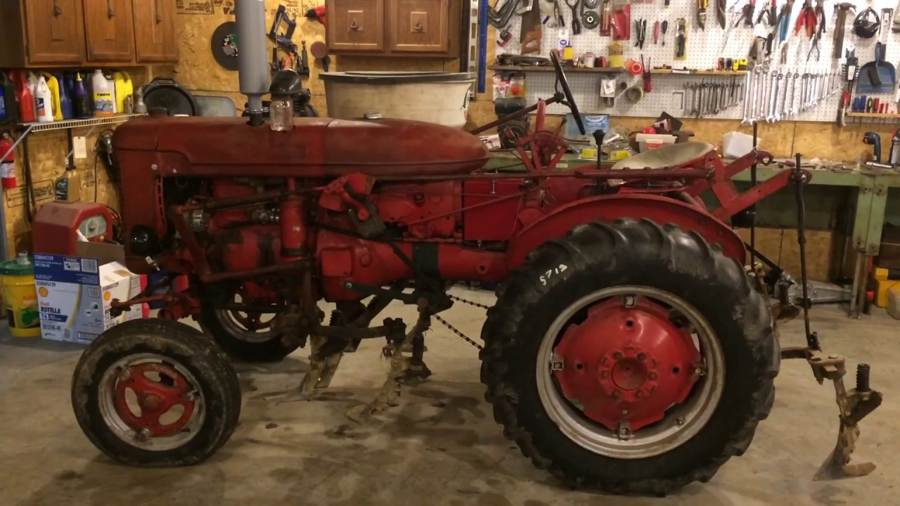 hight resolution of farmall super a 12 volt conversion and future projects