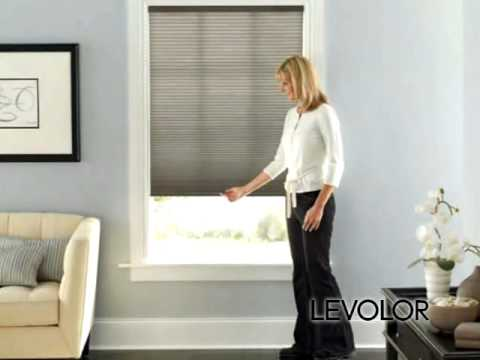 levolor custom accordia cellular shades updated 2010 - Levolor Cellular Shades