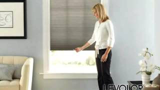 Levolor Custom Accordia Cellular Shades - Updated 2010