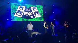 UB40 All We Do Is Cry (Feat. Hunterz) 40th anniversary Arena Birmingham 1080HD