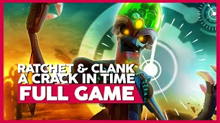 Ratchet and Clank A Crack In Time | Full Playthrough (PS3 | HD | 60FPS | No Commentary)