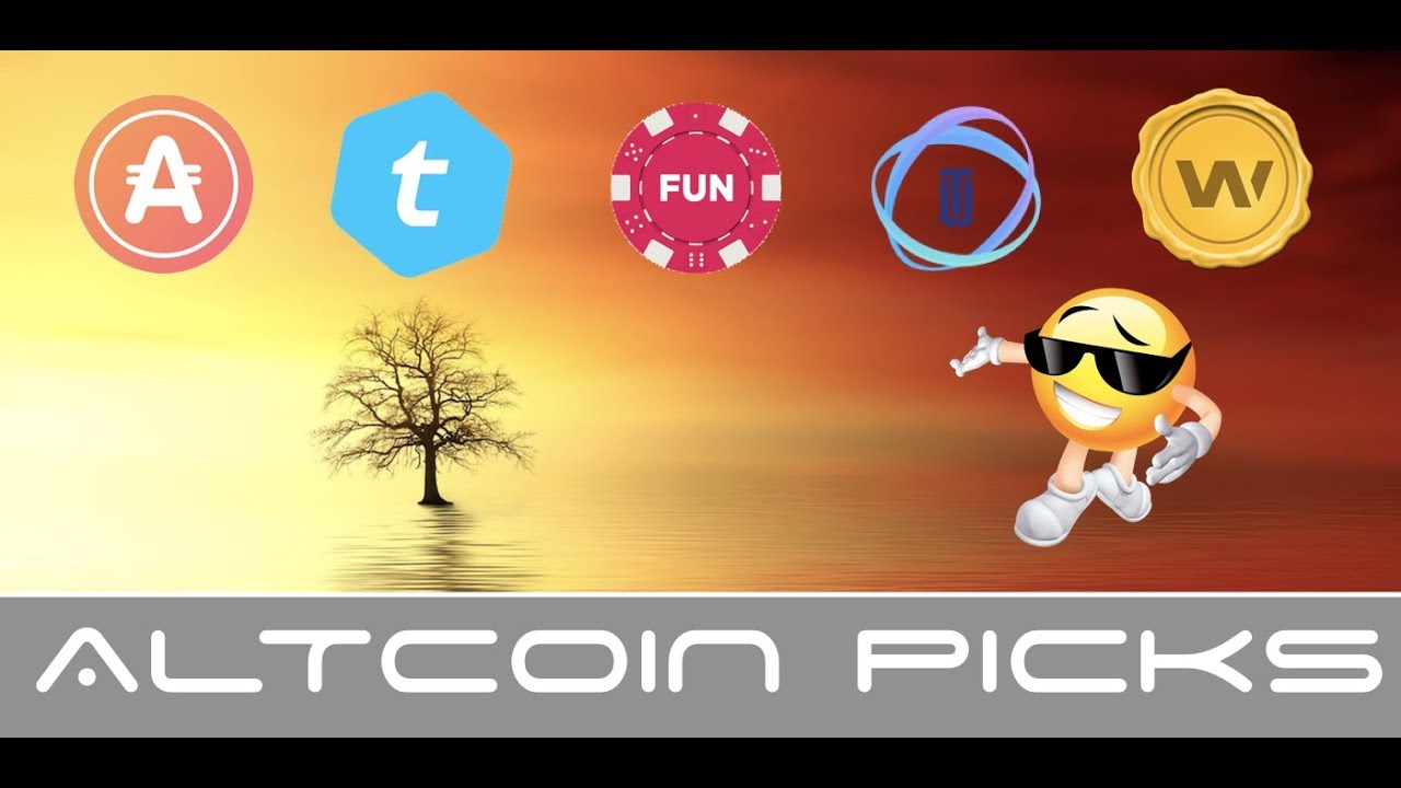 Top Altcoin Cryptocurrency Picks From Audience - WAX. Telcoin, APPC, UTrust, Trinity Network,