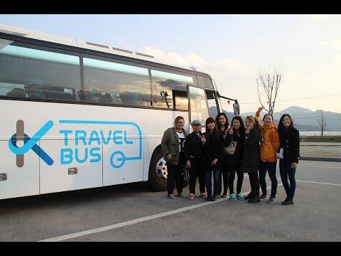 K-Travel Bus to Jeollanam-do Spring 2016