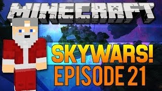 Minecraft - Skywars - Deel 21