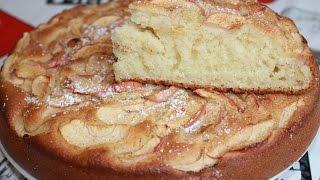 Манник на сметане.Очень вкусный пирог,простой рецепт.