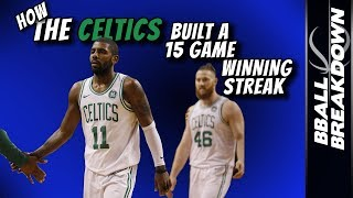 How The CELTICS Built A 15 Game Winning Streak