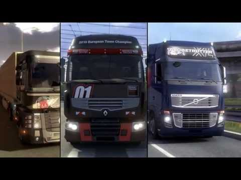 Going East! ETS2 add-on Launch Trailer