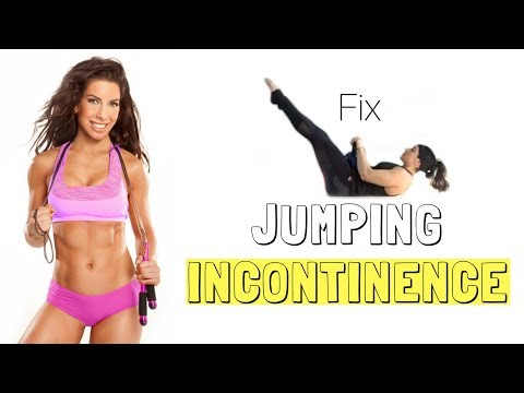 Fix Jumping Incontinence (External Oblique Openers)
