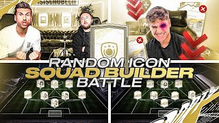 FIFA 21: RANDOM ICON Squad Builder Battle VS ELIAS aus dem LOCH 🕳🔥