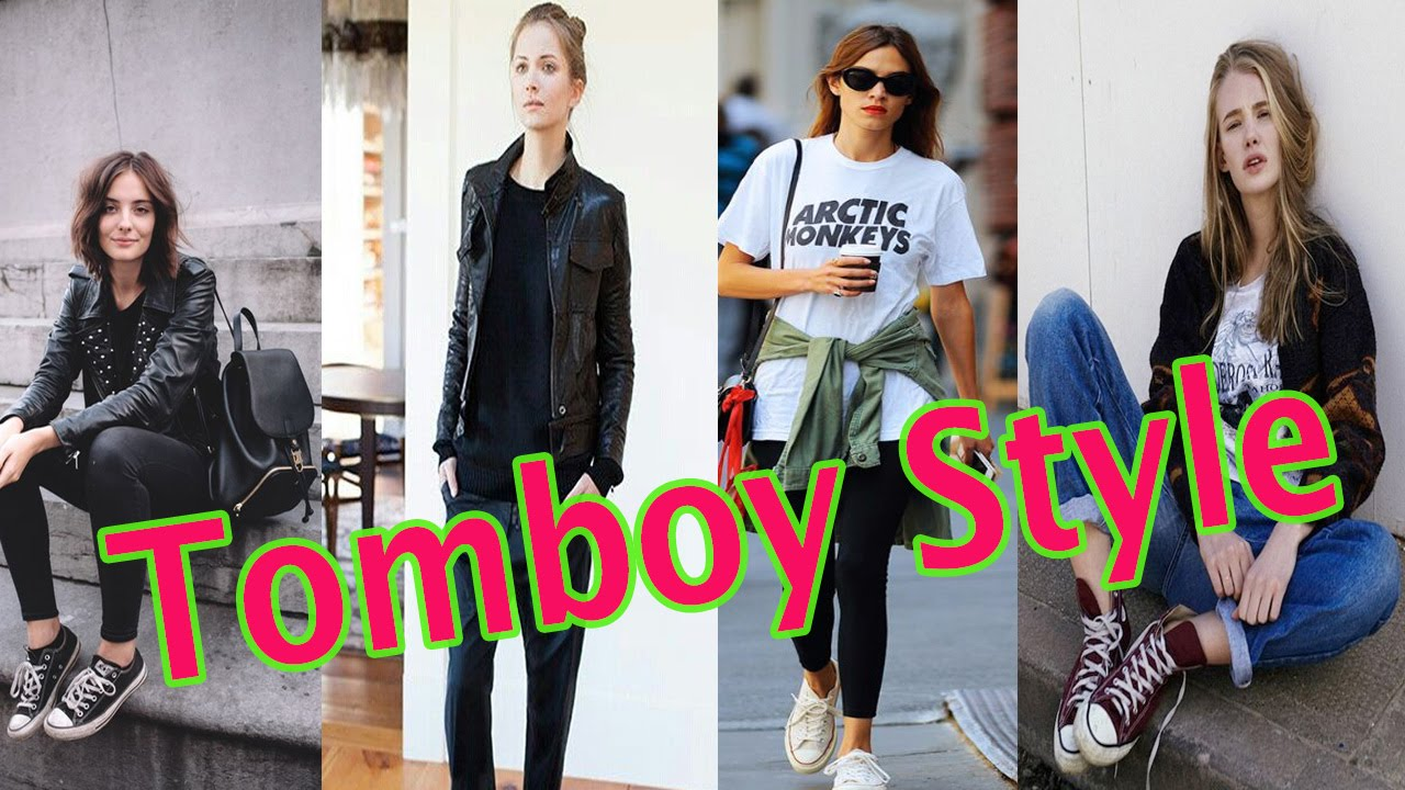 Tomboy Style in Women\u0027s Fashion