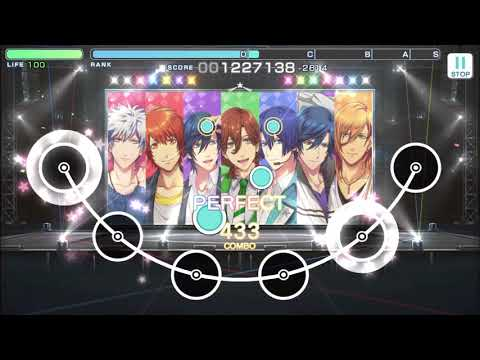 UtaPri Shining Live: GOLDEN STAR [ Music Only] - PRO Mode FULL COMBO