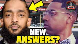 Nipsey's Former Security Detail  Rizza Islam Reveals Disturbing Info About Nipsey Hussle's Death!