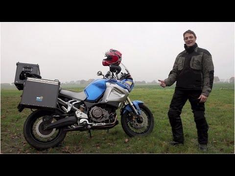 Yamaha XTZ1200 Super Tenere long-term test review