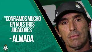embeded bvideo Rueda de Prensa: DT Guillermo Almada - 3 Octubre