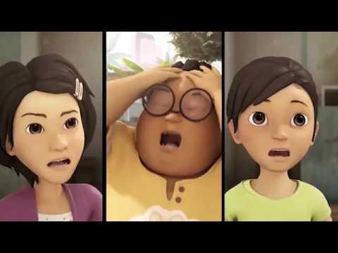 ADIT & SOPO JARWO  # Hebatnya Persahabatan   MD Animation Version#