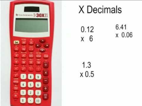 Decimal Computation