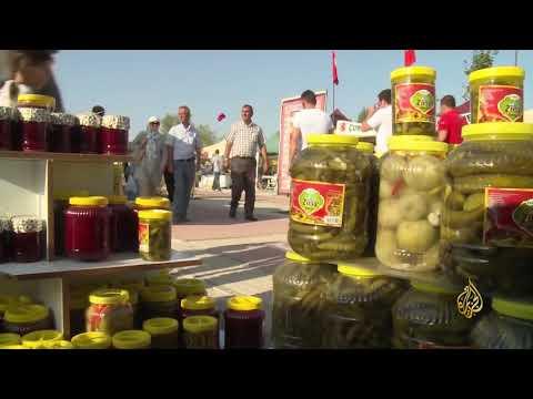 هذا الصباح-مهرجان سنوي للمخللات بتركيا  - نشر قبل 2 ساعة